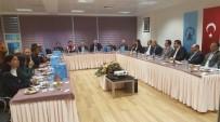 KOCA SEYİT - İlçe İdare Şube Başkanları Toplantısı Yapıldı