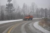 İŞ MAKİNESİ - İnegöl Kışa Hazır