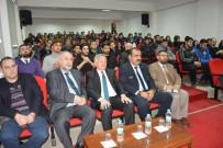 TRAKYA ÜNIVERSITESI - İpsala'da 'Batı Trakya' Konferansı