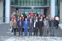 BİTLİS - İran Heyetinden Vali Çınar'a Ziyaret