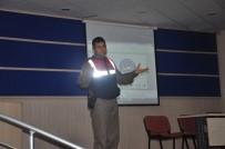 ÖĞRETMENEVI - İyi Dersler Şoför Amca Konulu Eğitim Semineri Verildi