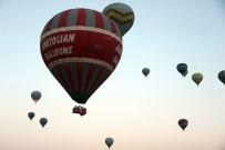 METEOROLOJI GENEL MÜDÜRLÜĞÜ - Kapadokya'da Balon Uçuşları İptal Edildi