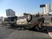 GÜN SAZAK - Kayseri'de Trafik Kazaları