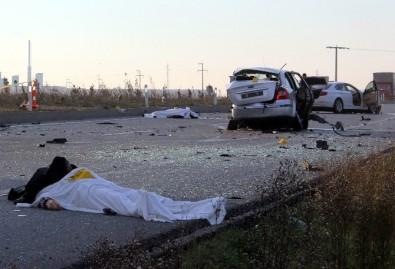 Kırklareli'de trafik kazası: 2 ölü, 2 yaralı