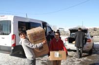ÇAMLıCA - Köy Okuluna Anlamlı Yardım