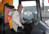 HIKMET TANRıVERDI - Kulübün Hem Başkanı Hem Şoförü Hem De Malzemecisi
