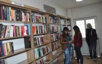 HASAN KAHRAMAN - Manavgat'ta Dünya Dilleri Kütüphanesi Açıldı