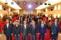 İKIZ KULELER - Manisa'da CBS Günleri Düzenlendi