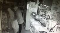 MARKET - Market Hırsızlığı Güvenlik Kamerasına Yansıdı