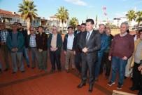 MEHMET ÖZÇELIK - Mehmet Kocadon, Mumcular'da Vatandaşları Ağırladı