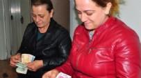 EMEKLİ MAAŞI - Mikrokredi ile tanışan anne kızın hayatı değişti