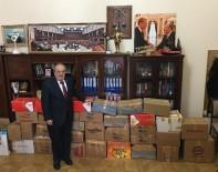 İSTIKLAL MAHKEMESI - Milletvekili Uslu'dan Hitit Üniversitesi'ne Kitap Bağışı