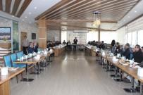 FEYAT ASYA - Muş'ta 'Ekonomi Ve Kalkınma Platformu' Toplantısı