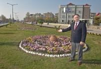 HERCAI - Mustafakemalpaşa'ya Kış Çiçeği
