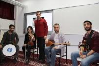 TÜRK HALK MÜZİĞİ - Müziksel Faaliyetler Topluluğundan Ortaokul Öğrencilerine Konser