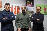 LATIN AMERIKA - 'Oğuz Gidiyor' Sergisi Açıldı