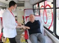 KAN BAĞıŞı - Ordulular 11 Ayda 22 Bin 293 Ünite Kan Bağışladı