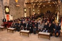 YAVUZ BAHADıROĞLU - Osmanlı'da Mahalle Kültürü Ve Komşuluk İlişkileri Anlatıldı