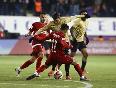 Osmanlıspor 2 - 1 Gaziantespor