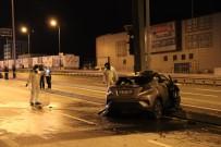 EDİRNE - Otomobil Alev Aldı Açıklaması 2 Ölü