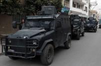 EL YAPIMI BOMBA - Polisten şafak baskını
