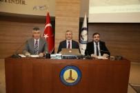 MEHMET TAHMAZOĞLU - Şahinbey Belediyesi Aralık Ayı Meclis Toplantısı Yapıldı