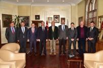 TİCARET ODASI - Samsun'a Yeni Bir Üniversite Talebi