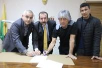 ŞANLıURFASPOR - Şanlıurfaspor'da Kemal Kılıç Dönemi Başladı