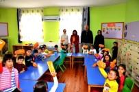SAĞLIĞI MERKEZİ - Sarıgöl'de Öğrenciler Diş Taramasından Geçti