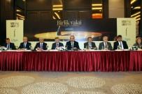 İSLAM DÜNYASI - Şeb-İ Arus Bilgilendirme Toplantısı Yapıldı