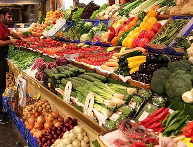 'Sebze, meyve fiyatlarında ciddi artış beklemiyoruz'