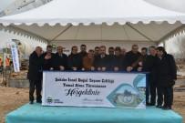 ALIBEYKÖY - 'Şekibe İnsel Doğal Yaşam Çiftliği'nin Temel Atma Töreni