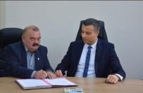 ESNAF VE SANATKARLAR ODASı - Selendi SGK Şubesi İçin İmzalar Atıldı