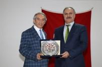 CUMHURIYET ÜNIVERSITESI - Sivas'ta 'Felsefe İle Düşünmek' Adlı Söyleşi Düzenlendi
