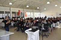 MUSTAFA ÇETIN - Söke İşletme Fakültesi'nde 'Bilişim' Günleri
