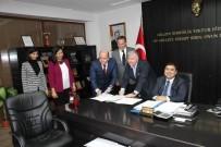 FATIH KıZıLTOPRAK - 'Sosyal Ve Bilimsel İş Birliği Protokolü' İmzalandı