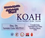 ECZACI ODASI - Süleymanpaşa'da KOAH Bilgilendirme Toplantıları