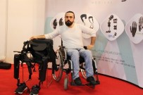 ÇOCUK FELCİ - Tekerlekli Sandalyeden 4 Yıl Sonra İlk Kez Ayağa Kalktı