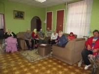 SAVAŞ GAZİSİ - TİKA'dan, Çornobay Sosyal Merkezi'ne Destek