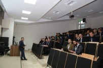 MUSTAFA ŞAHİN - Tokat'ta İlahiyat Çalıştayı