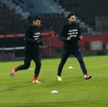 YANGıN YERI - Trabzonspor, Chapecoense Amblemiyle Çıkacak
