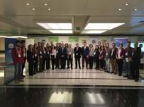 VASIP ŞAHIN - Trakya Kalkınma Ajansı'ndan Sanayi-Üniversite İşbirliğine Katkı