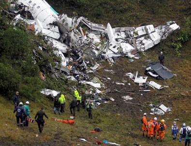 O uçağın düşüş nedeni belli oldu