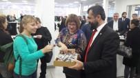 BAKAN YARDIMCISI - Ukraynalılar kayısıyı çok sevdi