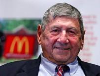 SEMPATIK - Ünlü hamburger BigMac'in mucidi hayatını kaybetti