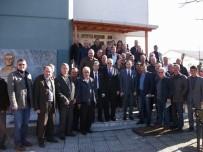 KEMAL YıLDıZ - Uzunköprü 2. Daire Müdürleri Toplantısı
