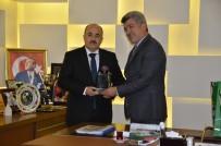 ZÜLKIF DAĞLı - Vali Zülkif Dağlı'dan Başkan Yiğit'e Ziyaret
