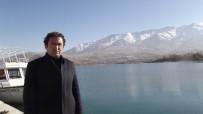 NEDIM AKMEŞE - Van Gölü'ne 'Tarihi' Dalış