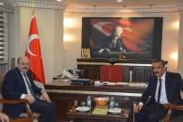 ALEVILIK - YÖK Başkanı Saraç Tunceli'de