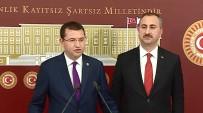 MİLLİ MUTABAKAT - AK Parti Ve MHP'den Ortak 'Anayasa Değişiklik Teklifi' Açıklaması